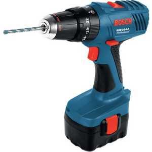 Аккумуляторная ударная дрель-шуруповерт Bosch GSB 14.4-2 (0.601.9A7.400) replacement for bosch gsb 12 vsp 3 gsb 12vsp 2 gsr 12v bat011 2 607 335 250 2 607 335 376 2 607 335 378 power tools battery