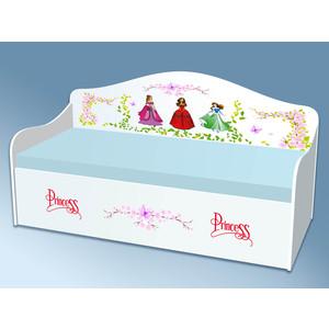 Диван-кровать Кроватки машинки Принцесса furny диван кровать ватен