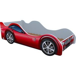 Кровать Кроватки машинки Машина БМВ красная