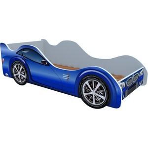 Кровать Кроватки машинки Машина БМВ синяя кровать машина бмв 70х160