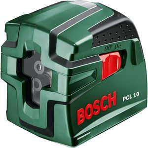 Лазерный уровень Bosch PCL 10 (0.603.008.120)