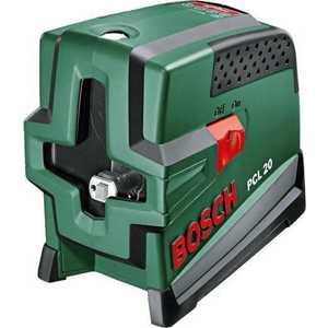 Лазерный уровень Bosch PCL 20 (0.603.008.220)