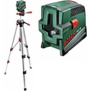 Лазерный уровень Bosch PCL 20 Set (0.603.008.221)