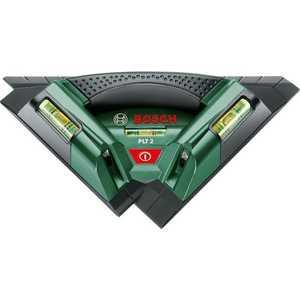 Лазерный уровень для укладки плитки Bosch PLT 2 (0.603.664.020) plt медицина