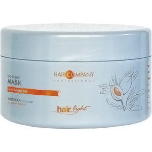 HAIR COMPANY PROFESSIONAL HAIR LIGHT BIO ARGAN Mask Маска с био маслом Арганы 500мл