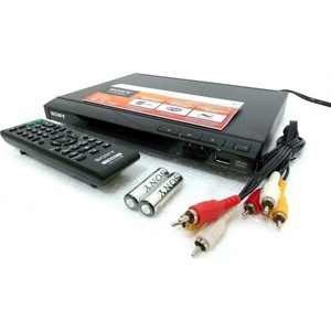 DVD-плеер Sony DVP-SR320 от ТЕХПОРТ
