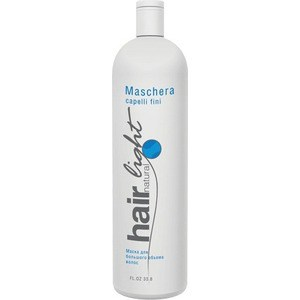 HAIR COMPANY PROFESSIONAL HC HL Маска для большего объема волос Hair Natural Light Maschera Capelli Fini 1000мл hair company hc hl hair natural light maschera capelli fini 1000