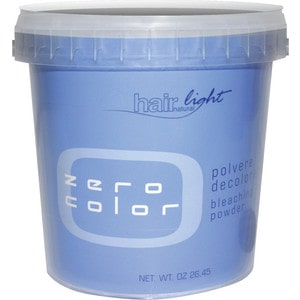 HAIR COMPANY PROFESSIONAL HC HL Осветляющий порошок Hair Light Zero Color 750гр hair company осветляющий порошок hair company hair light coloring and bleaching zero color powerful 251802 lb11426 1000 г