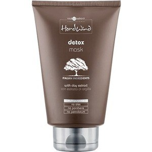 HAIR COMPANY PROFESSIONAL HEAD WIND DETOX MASK Детокс-маска 200мл hair company маска придающая блеск illuminating mask 1 л