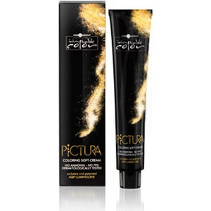 HAIR COMPANY PROFESSIONAL HC IC PICTURA Coloring Soft Cream 4 EBONY Мягкая крем-краска Чёрное дерево