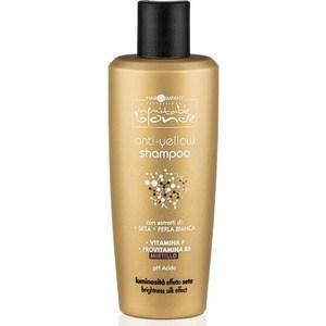 HAIR COMPANY PROFESSIONAL INIMITABLE BLONDE Anti-Yellow ShampooШампунь для волос, блокирующий нежелательный жёлтый оттенок 250мл пудра hair company blonde bleaching powder 1000 г