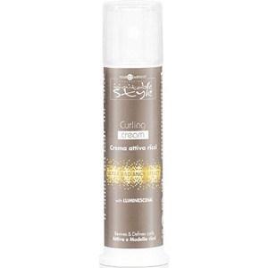 HAIR COMPANY PROFESSIONAL INIMITABLE STYLE Curling Cream Крем для локонов 100мл 100 hair company professional