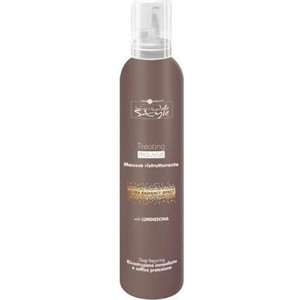 HAIR COMPANY PROFESSIONAL INIMITABLE STYLE Treating Mousse Восстанавливающий мусс 200мл