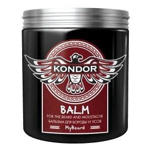 KONDOR My Beard Бальзам для бороды и усов 250мл нивея боди бальзам sos для тела восстанавливающий 250мл 88183