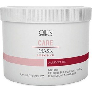 OLLIN PROFESSIONAL CARE Маска против выпадения волос с маслом миндаля Almond Oil Mask 500мл