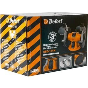 Точильный станок Defort DBG-131N диск абразивный чашкообразный tyrolit standart 230 мм х 3 мм х 22 23 мм 367803
