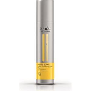 LONDA PROFESSIONAL УХОД Visible Repair Несмываемый бальзам-кондиционер для поврежденных волос 250мл долива бальзам для тела 250мл