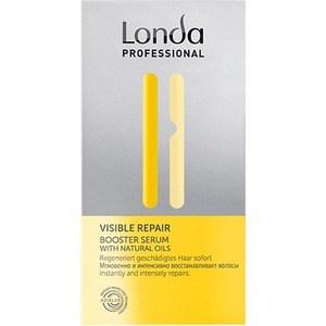 LONDA PROFESSIONAL УХОД Visible Repair Сыворотка для поврежденных волос 6ампул*10мл сыворотка флюид londa professional укрепляющая сыворотка visible repair londa