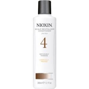 NIOXIN Увлажняющий кондиционер (Система 4) 300мл. nioxin кондиционер увлажняющий д химически обработанных заметно редеющих волос 4 300мл