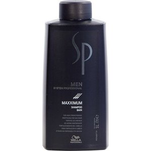 Wella SP MEN Максимум шампунь 1000мл