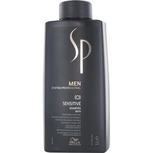 Wella SP MEN Шампунь для чувствительной кожи головы 1000мл