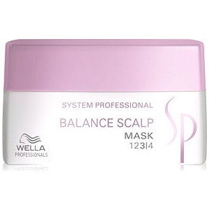 Wella SP Balance Scalp Маска для чувствительной кожи головы 400мл