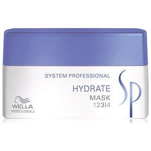 все цены на Wella SP Hydrate Увлажняющая маска 200мл онлайн