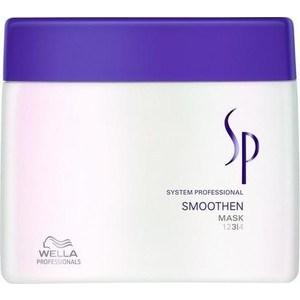 Wella SP Smoothen Маска для гладкости волос 400мл сменная туба sr 400 для аккумуляторных пневмопистолетов для пакетов 400мл kress