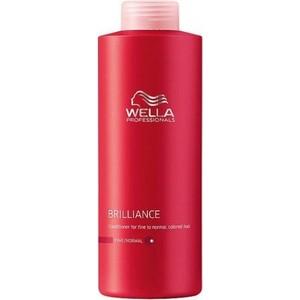 WELLA PROFESSIONALS Brilliance Line Бальзам для окрашенных нормальных и тонких волос 1000мл.