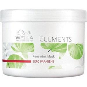 WELLA PROFESSIONALS Elements Обновляющая маска (без парабенов) 500мл