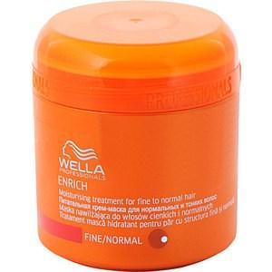 WELLA PROFESSIONALS Enrich Line Питательная крем-маска для нормальных и тонких волос 150мл.