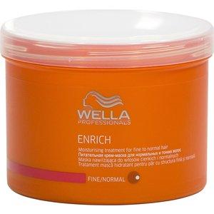 WELLA PROFESSIONALS Enrich Line Питательная крем-маска для нормальных и тонких волос 500мл.