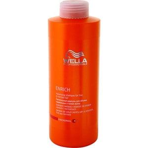 WELLA PROFESSIONALS Enrich Line Питательный шампунь для объема нормальных и тонких волос 1000мл. недорого