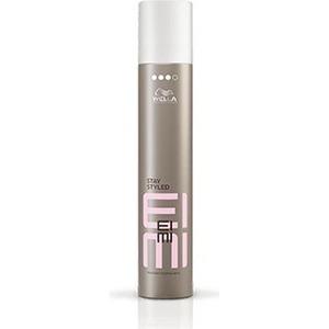 WELLA PROFESSIONALS EIMI Фиксация Лак для волос сильной фиксации STAY STYLED 300мл wella eimi super set – лак для волос экстрасильной фиксации 500 мл