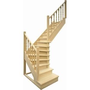 Лестница деревянная ЛЕСЕНКА ЛЕС-02 универсальная лестница деревянная лесенка лес 715 универсальная