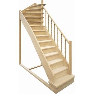 Лестница деревянная ЛЕСЕНКА ЛЕС-215 универсальная лестница деревянная лесенка лес 715 универсальная