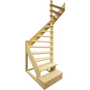 Лестница деревянная ЛЕСЕНКА ЛЕС-01 универсальная лестница деревянная лесенка лес 715 универсальная