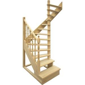 Лестница деревянная ЛЕСЕНКА ЛЕС-03 универсальная
