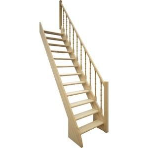 Лестница деревянная ЛЕСЕНКА ЛЕС-12 универсальная лестница деревянная лесенка лес 715 универсальная