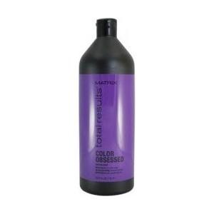 Matrix Color Obsessed Шампунь для защиты цвета окрашенных волос с антиоксидантами 1000мл