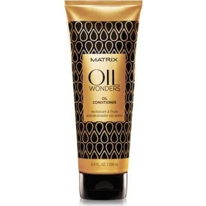 Matrix Oil Wonders Кондиционер с марокканским аргановым маслом 200мл matrix oil wonders volume rose plumping mousse объем 250 мл