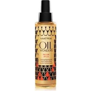 Matrix Oil Wonders Укрепляющее масло Индийское Амла 150мл matrix oil wonders volume rose plumping mousse объем 250 мл