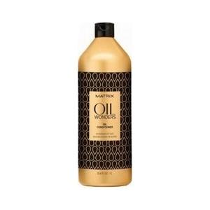 Matrix Oil Wonders Кондиционер с марокканским аргановым маслом 1000мл matrix oil wonders volume rose plumping mousse объем 250 мл