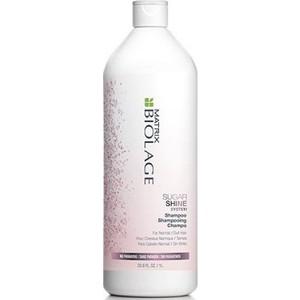 Matrix Biolage Sugarshine Шампунь для блеска 1000мл matrix biolage sugarshine кондиционер для блеска 200мл