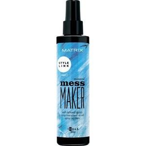 Matrix Style Link Mineral Mess Maker обогащенный солью спрей 200мл
