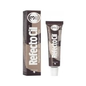 RefectoCil Краска для бровей коричневая  №3 15мл