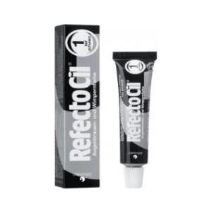 RefectoCil Краска для бровей черная 15мл недорого