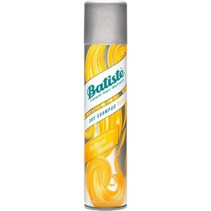 BATISTE Сухой шампунь BATISTE BRILLIANT BLONDE 200мл фитоцедра шампунь себорегулир 200мл