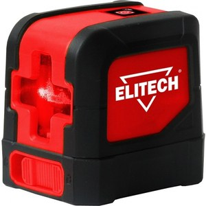 Лазерный нивелир Elitech ЛН 3К уровень нивелир лазерный lax 50 – штатив 10 м stabila стандарт