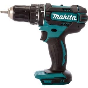 Аккумуляторная ударная дрель-шуруповерт Makita DHP482Z makita 8281dwpe ударная дрель шуруповерт blue